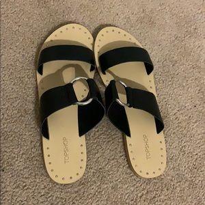 Topshop Shoes - Topshop Slides